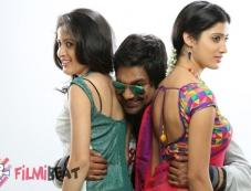 Ruchi Tripathi, Varun Sandesh and Richa Panai Photos