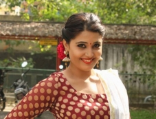 Sandra Amy at Thoppi Movie Audio Launch Photos