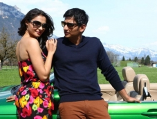 Andrea Jeremiah and Jiiva Photos