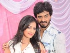 Haripriya & Preetham Puneeth in Rajadhani 2 Photos