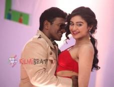 Puneeth Rajkumar & Adah Sharma in Rana Vikrama Photos