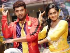 Arun Vijay and Karthika Nair Photos