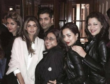 Karan Johar Celebrates his 43th Birthday Photos