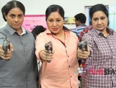 Saranya Ponvannan, Kovai Sarala Photos