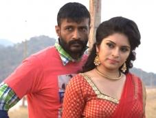 Kishore and Hardhika Shetty Photos