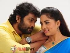 Narain and Srushti Dange Photos