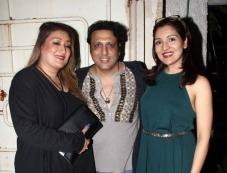 Govinda, Sunita And Yashwardhan Photos