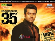 Masss Movie 35th Day Poster Photos