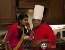 Sadhu & Aarohita in Aatagara Photos