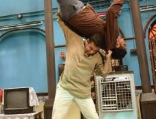 Salman Khan Action Sequence in Bajrangi Bhaijaan Photos