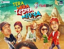 Tera Mera Tedha Medha Poster Photos