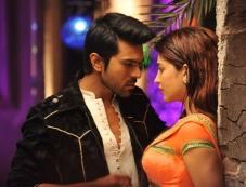 Ram Charan and Shruti Haasan Photos