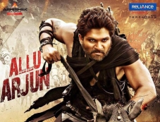 Rudramadevi Movie Poster Photos