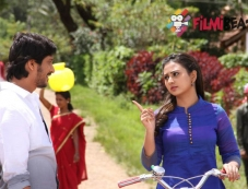 Ajay Rao & Amulya in Krishna Rukku Photos