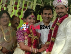 Prajwal Devaraj Marriage Photos Photos