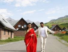 Chiranjeevi Sarja & Amoolya Photos