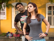 Vijay Sethupathi and Nayanthara Photos