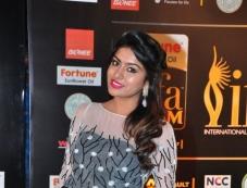 Akshara Singh at IIFA Utsavam Awards 2016 Photos