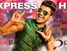 Express Raja Movie Poster Photos