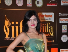 Kimaya at IIFA Utsavam Awards 2016 Photos