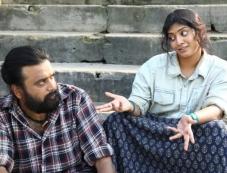 Sasikumar and Varalaxmi Sarathkumar Photos