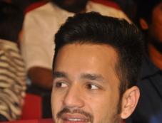 Akhil Akkineni Photos