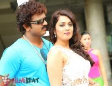 Nikhitha & Vikram Arya Photos