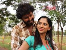 Supreeth & Neha Patil  in Hurdling Photos