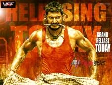 Rayudu Movie Poster Photos