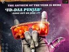 Teaser Poster of Udta Punjab song Ud Da Punjab Photos