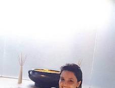 Chitrashi Rawat Holidaying in Goa Photos