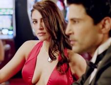 Rajeev Khandelwal & Gemma Atkinson Romantic Scene from Fever Photos