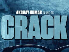 Akashay Kumar's Crack First Look Photos