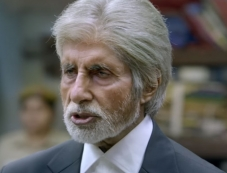Amitabh Bachchan in Pink Movie Photos