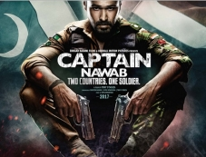 Captain Nawab First Look Photos