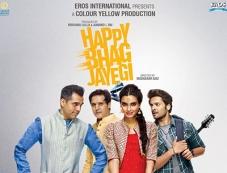 Happy Bhaag Jayegi Poster Photos