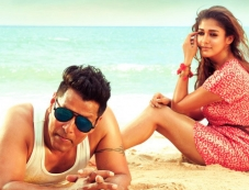 Vikram and Nayantara Photos