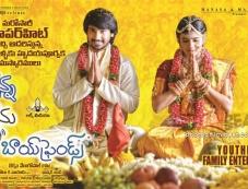 Nanna Nenu Naa Boyfriends Movie Poster Photos