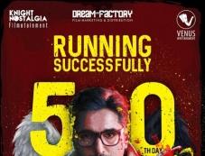 Dhuruvangal Pathinaaru 50 Days Poster Photos