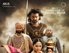 Baahubali 2 - The Conclusion 5th Week Poster Photos