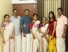 Swathy Narayan Actress Marriage Photos Photos