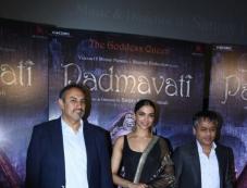 Trailer launch of Padmavati Photos