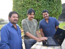 Pawan Kalyan Launched the Teaser of Sunil and N Shankar's Two Countries Photos