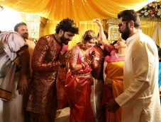Namitha & Veerandra Chowdhary Wedding Photos Photos