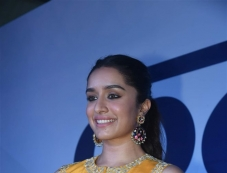 Shraddha Kapoor Launches Gen Next At IIFI Goa Photos