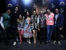 Shraddha Kapoor Walks The Ramp At Blender's Pride Fashion Tour Photos