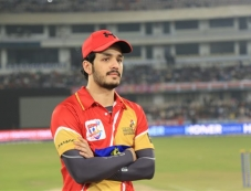 CCL T10 Blast Telugu Warriors Photos