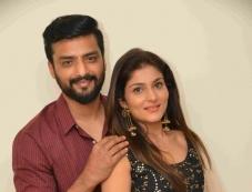 Rajaratha Trailer Launch Photos