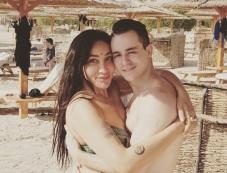 Sofia Hayat Honeymoon Pictures Photos