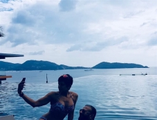 Mandira Bedi Enjoying Vacation in Phuket Photos